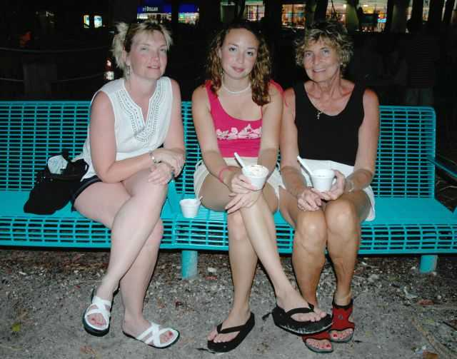 Cheryl Betty Katie - Fort Myers Beach FL