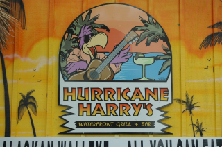 Hurricane Harry's - Open For Business - North Fort Myers FL