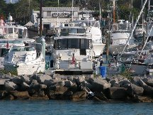 Dee Light at the Gallon Marina - Key West FL