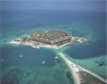 Fort Jefferson - Dry Tortugas - Key West FL