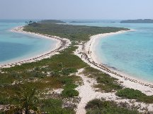 Islands of Fort Jefferson - Dry Tortugas Florida