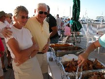 End of the Year Party - Centennial Harbour Marina - Fort Myers FL