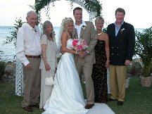 Paul and Summers Wedding - Fort Myers Florida