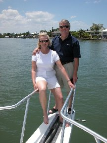 Judy and Jim - Fort Myers Beach FL
